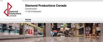 Diamond Productions Canada on LinkedIn