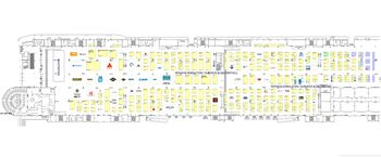 World of Concrete Floorplan